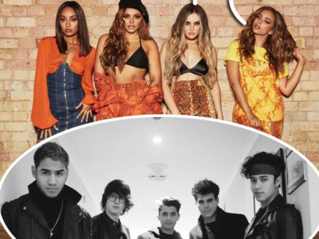 Little Mix Tries To Drop The Next Despacito By Remixing CNCO's Reggaetón Lento! Take A Listen!