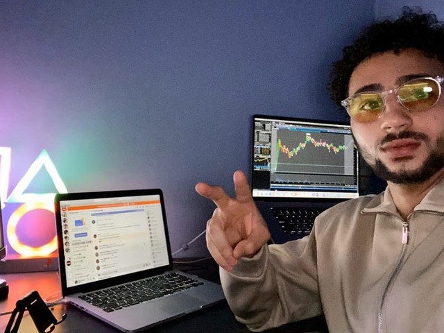 Meet the 20-year-old day-trading phenom who turned $20,000 into $3 million. He details his precise strategy — and shares how he made $11,400 in 2 minutes this week.
