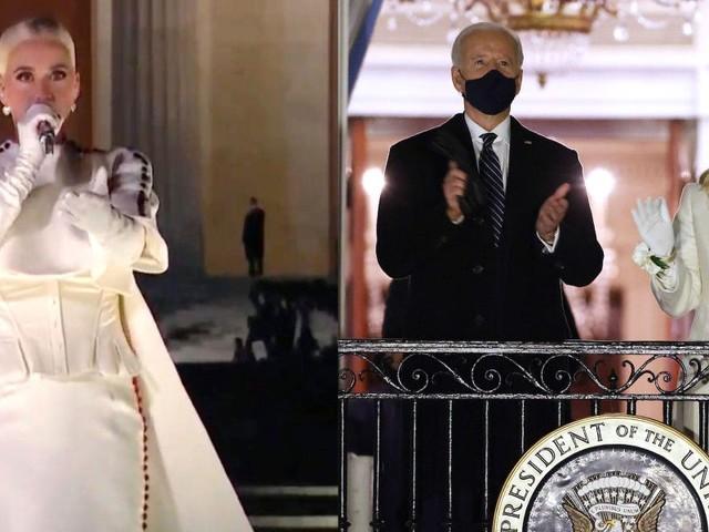 Meet the corporate lobbying powerhouses that bankrolled Joe Biden's star-studded, fireworks-filled inauguration bash
