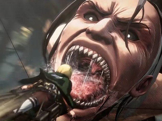 Attack on Titan 2 arrives in early 2018 – watch the first teaser here