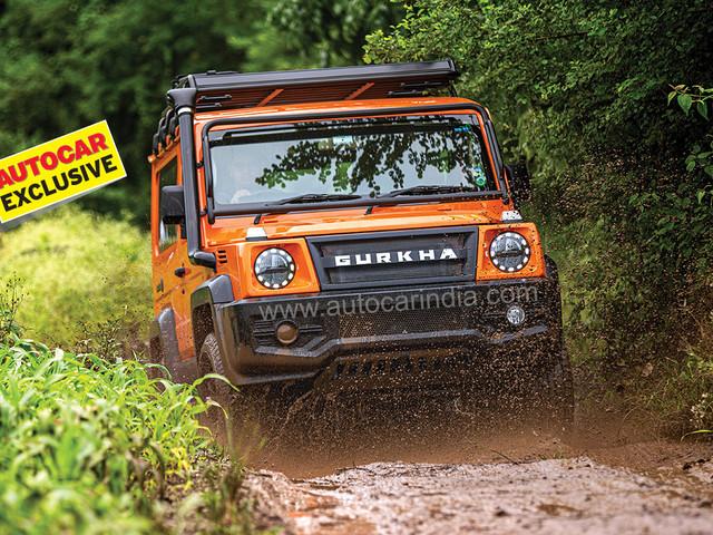 Review: 2021 Force Gurkha review, test drive