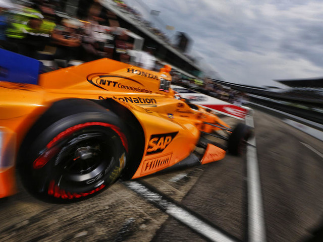 Motorsport wrap: Alonso stars in Indianapolis 500 qualifying