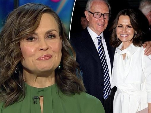 Lisa Wilkinson gets 'emotional' during The Project's tribute to Brian Henderson