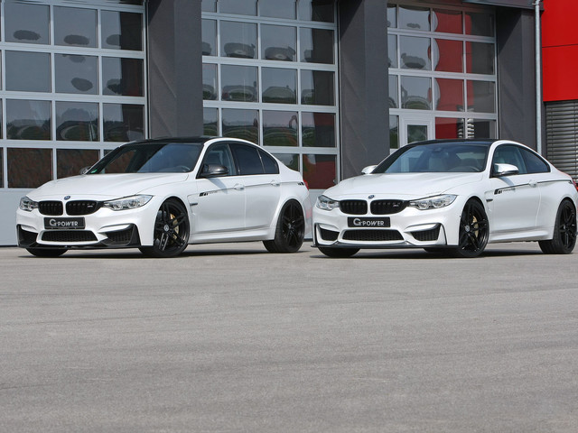 G-Power Introduces Over the Air Tuning for BMW M models