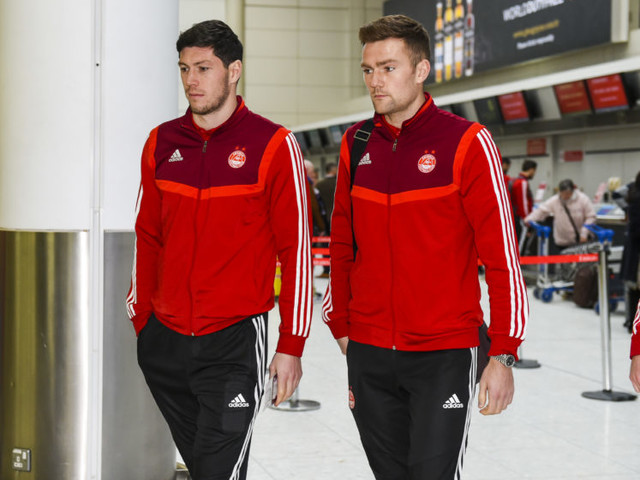 Mikey Devlin on how Aberdeen have been using technology to look after mental and physical health