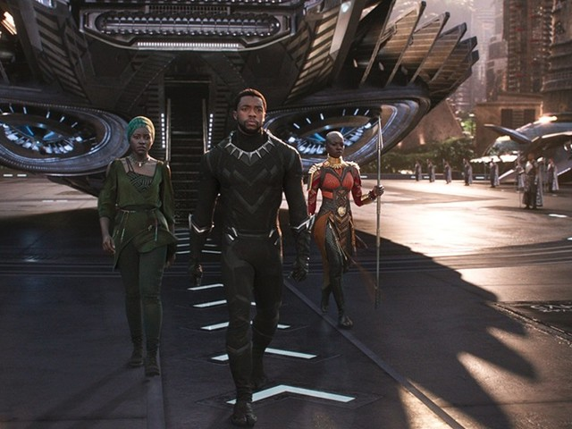 Black Panther Is a Marvel Movie Superpowered by Its Ideas