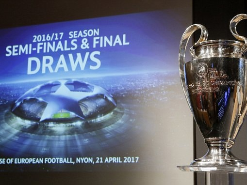 Champions League semi-final: Real Madrid draw Atletico