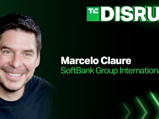 SoftBank's Marcelo Claure is coming to Disrupt next week