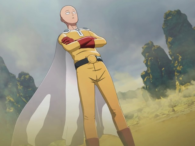 One Punch Man: A Hero Nobody Knows brings super-powered ennui to PC