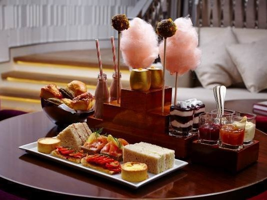 Charlie And The Chocolate Factory Afternoon Tea Is Simply Scrumdiddlyumptious