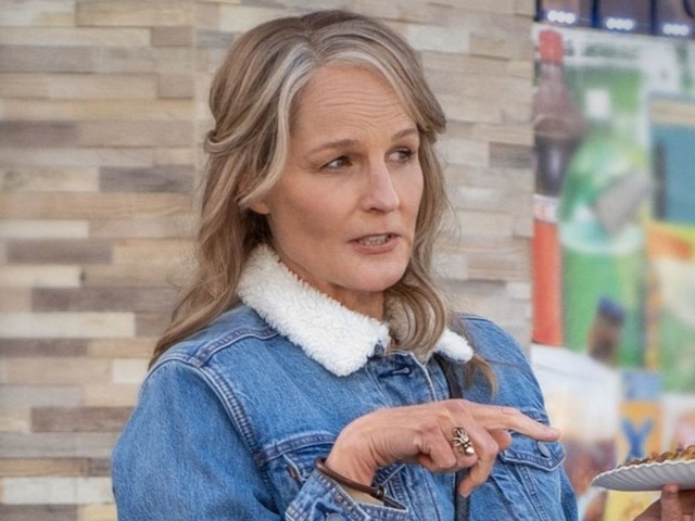 Helen Hunt on Blindspotting, How Her Role Started With a Tweet, and More