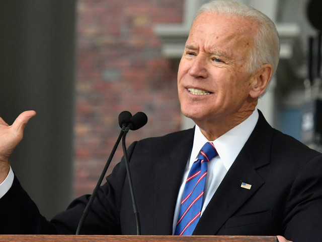 Joe Biden Jumps In To Help Democrats Win Alabama Senate Seat