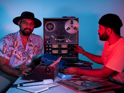 Empathy-pop duo HOAX speaks the truth on latest single 'Unamerican Dream' [405 Premiere]