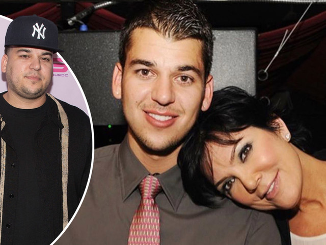 Kris Jenner 'hopes' son Rob Kardashian returns to KUWTK after dramatic weight loss
