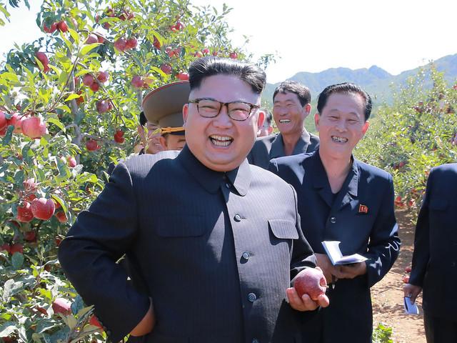 North Korea's Kim Jong-Un Calls Donald Trump A 'Dotard'