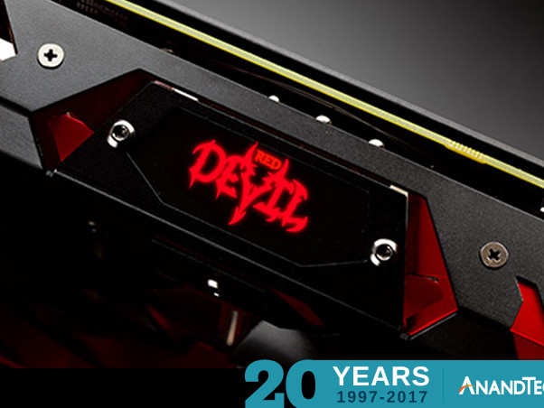 AT20 Giveaway Day 14: PowerColor Unleashes the Red Devil RX 570 Video Card