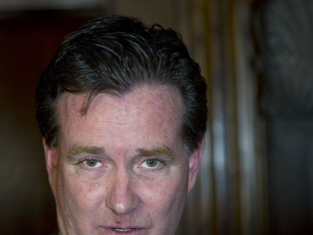 LOVETT: N.Y. pol dropped $24G in taxpayer money on office shower