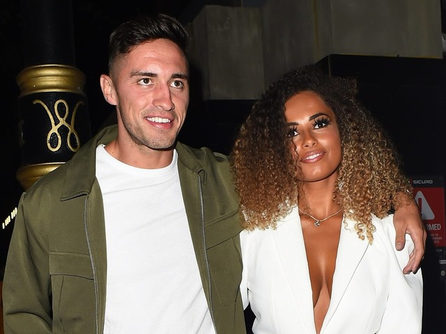 Love Island's Amber admits long distance relationship with Greg will be 'hard work' as she reveals they're STILL not official