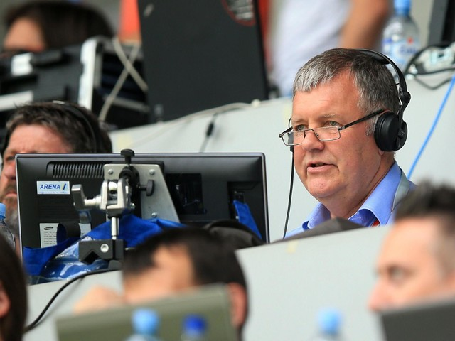 Clive Tyldesley confirms he's been 'sacked' as ITV lead commentator in emotional video