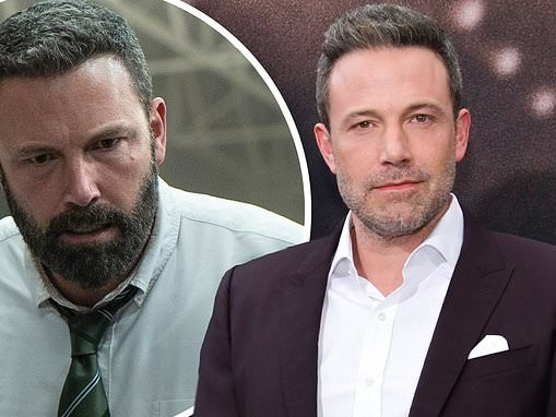 Ben Affleck says his acting has gotten better with age as he draws from 'life experiences'