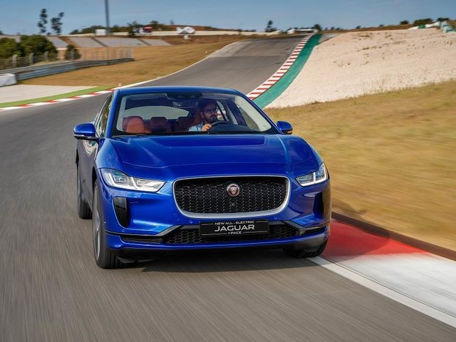 Review: 2018 Jaguar I-Pace review, test drive