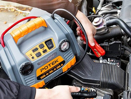 Turn Down For Watt: Best Portable Car Jump Starters