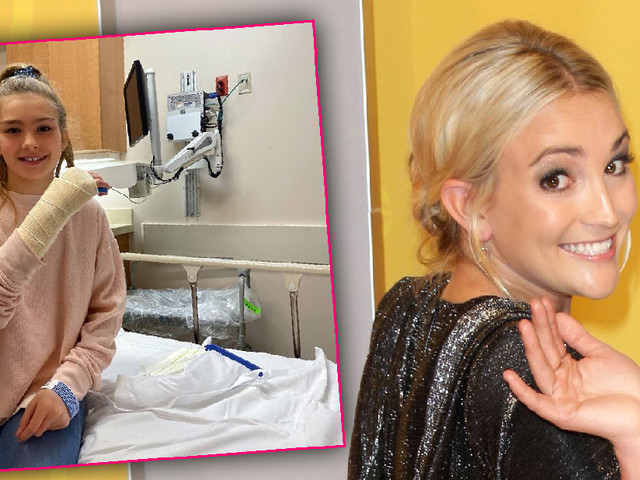 Jamie Lynn Spears' ATV Accident Victim Daughter Maddie Goes To Hospital Again!