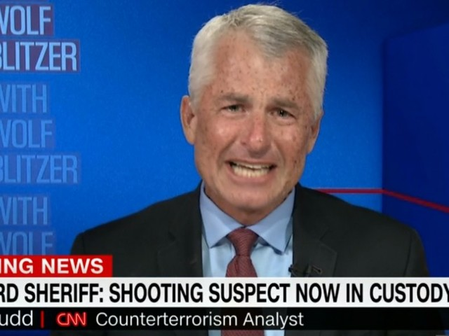 'A child of God is dead': CNN analyst breaks down during emotional interview on Florida high school shooting