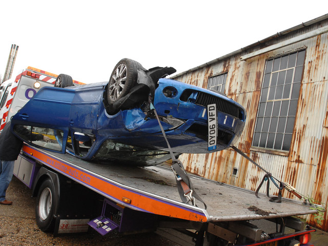 Car insurance write-offs: everything you need to know