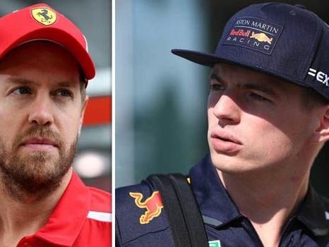 """""""I Never Thought Sebastian Vettel was Magical"""" – Max Verstappen"""