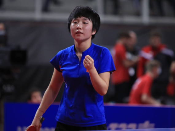 DPR Korea seal Olympic spot at ITTF World Qualification Tournament