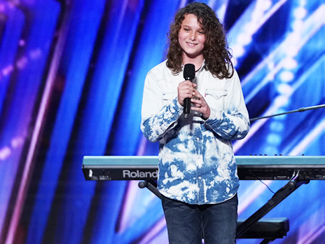 Dylan Zangwill: 5 Things About The 14-Year-Old Singer Who Could Be An 'AGT' Frontrunner