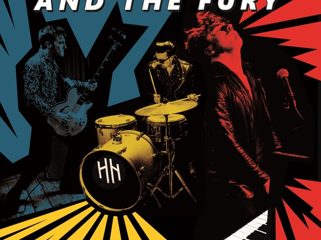 Henri Herbert & the Fury: Raze Hell – taster for forthcoming Live Album out in November