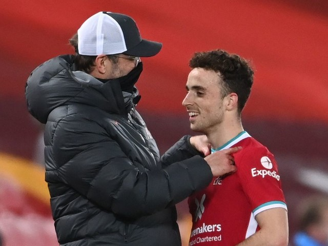 Jurgen Klopp made Diogo Jota transfer decision after only one game at Wolves