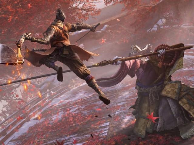 Sekiro Shadows Die Twice 12 minute gameplay teaser