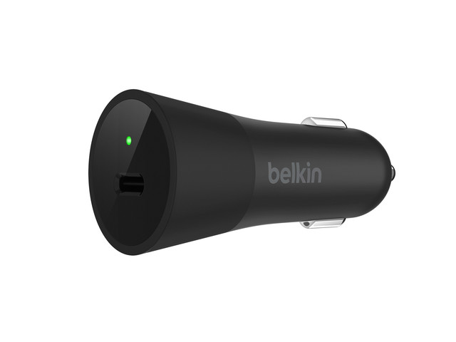 Belkin's New 36W USB-C Car Charger Provides Fast Charging for iPhone X, iPhone 8 Line