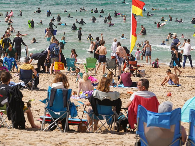 Should You Go To The Beach This Bank Holiday Weekend?