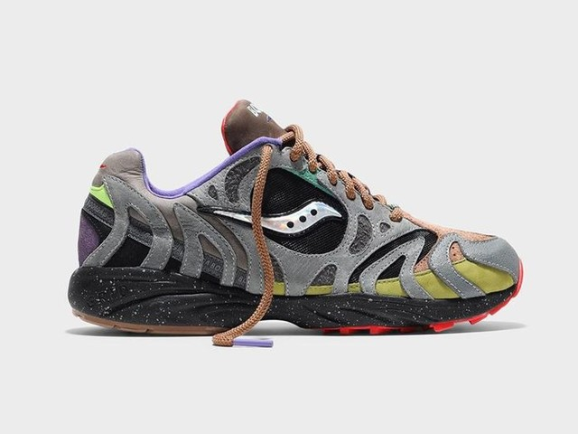 Lightweight Synthetic Runners - Bodega and Saucony Reveal the Lifestyle-Centric Ever Ready Runners (TrendHunter.com)