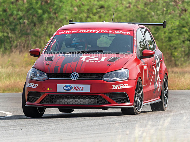 Review: 2021 Volkswagen Polo Championship car review, track drive