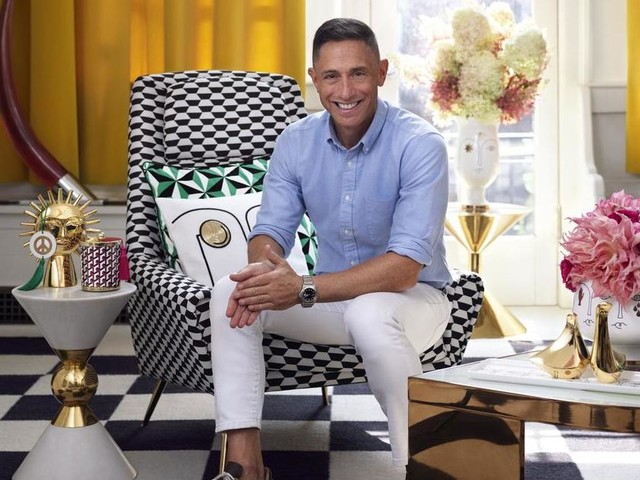 Jonathan Adler on his new collaboration with H&M Home