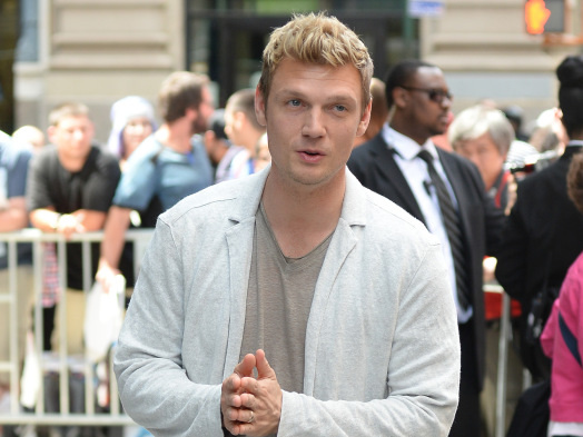 Nick Carter 'Shocked and Saddened' by Rape Accusation