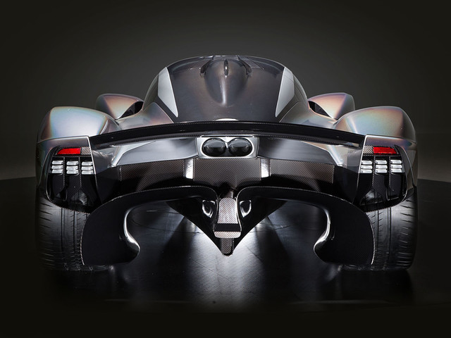 Aston Martin Valkyrie revealed in near-production form - exclusive pictures