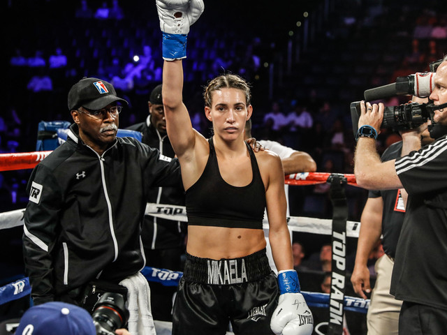 Mikaela Mayer Targeting Terri Harper Fight Next – Plans to Become Unified Champion in 2021