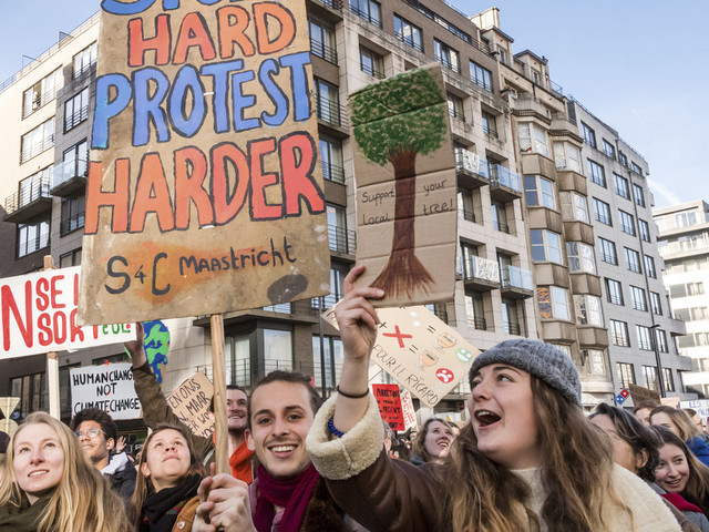 Why I'm Skipping School Today To Fight For Climate Change