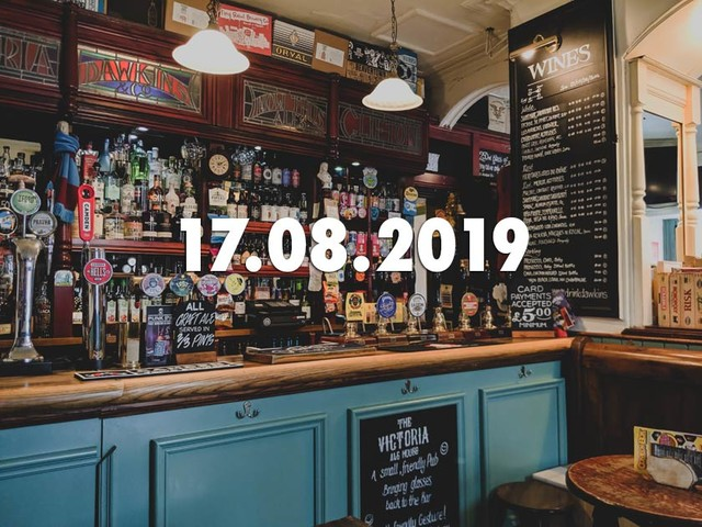 News, nuggets and longreads 17 August 2019: Harvey's, Guinness, Star Wars