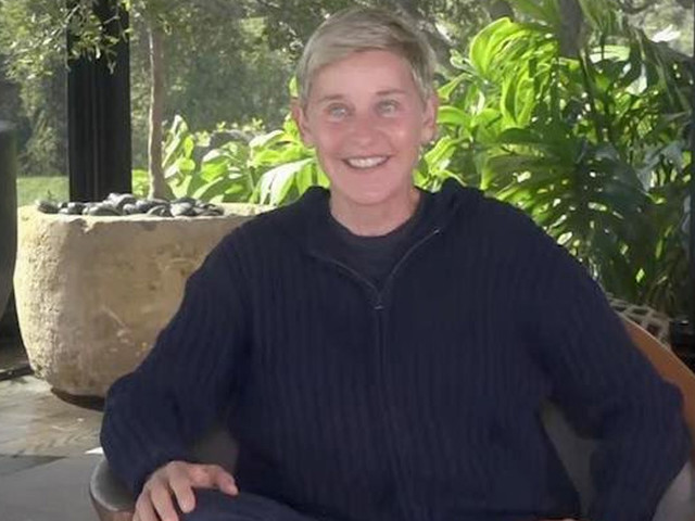 Ellen DeGeneres Faces Backlash for Joke Comparing Quarantine to Jail