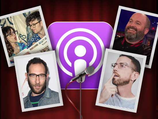 Why Stand-Up Comics All Need Podcasts of Their Own