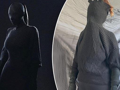 Celeste Barber roasts Kim Kardashian's Met Gala look by recreating her all-black Balenciaga ensemble