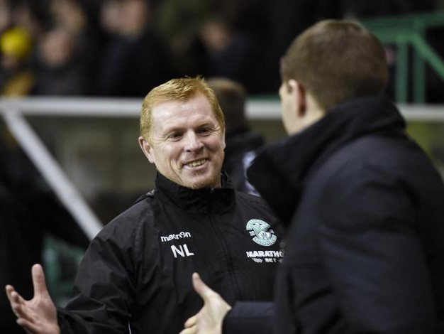 """""""Don't ask me that"""" - Lennon shoots down Chris Sutton's question on Gerrard"""