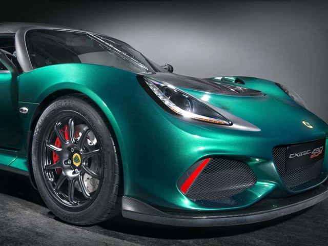 Lotus Exige Cup 430 is most extreme Exige yet